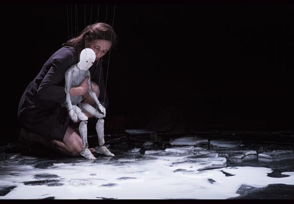 Anywhere - Théâtre de l'Entrouvert - #BIAM2017