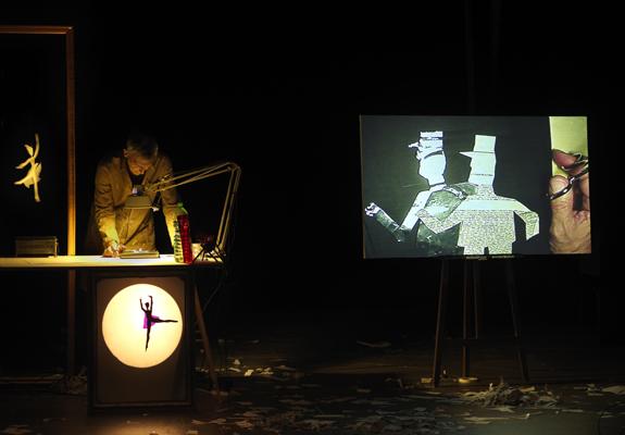 Découpages - Compagnia teatrale Piccoli Principi - #BIAM2017