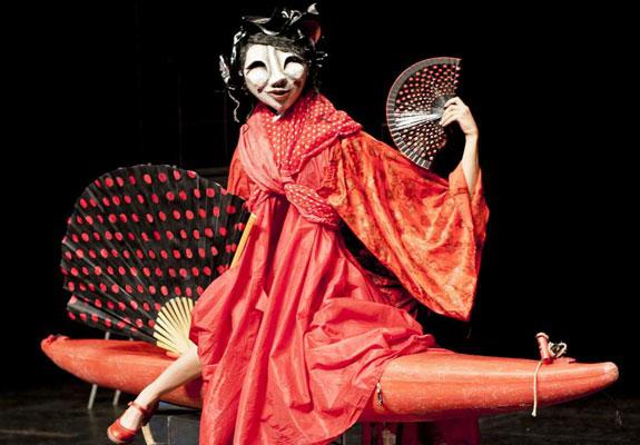 Une Carmen en Turakie - Turak Théâtre