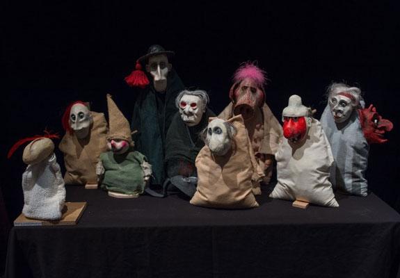 Marionnette-sac - Patrick Conan