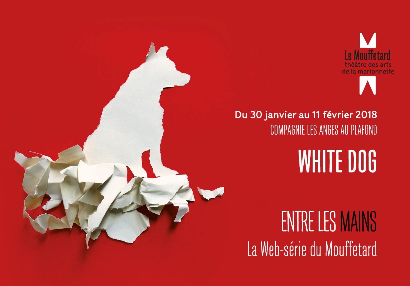 Web-série du Mouffetard - Théâtre - White Dog - Les Anges au plafond -